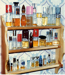 perfume, cologne and aftershave